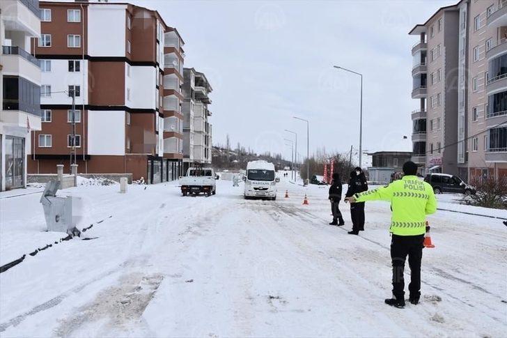 Malatya'da 13 kişiye sokağa çıkma cezası