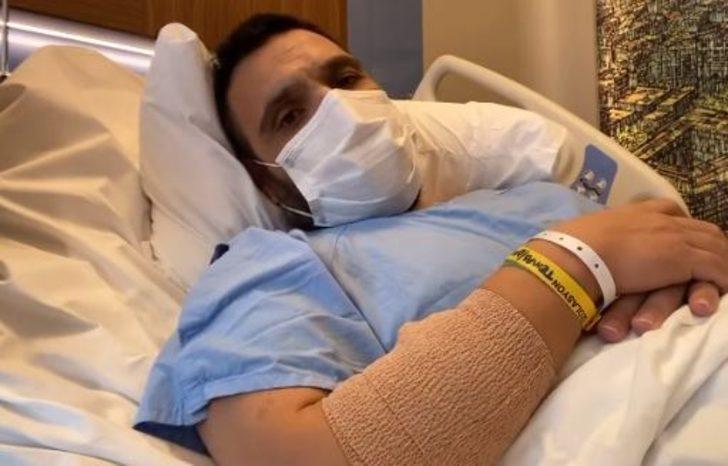 Koronavirüs olan Okan Karacan taburcu oldu! 'İnanılmaz zor bir dönem geçirdim'