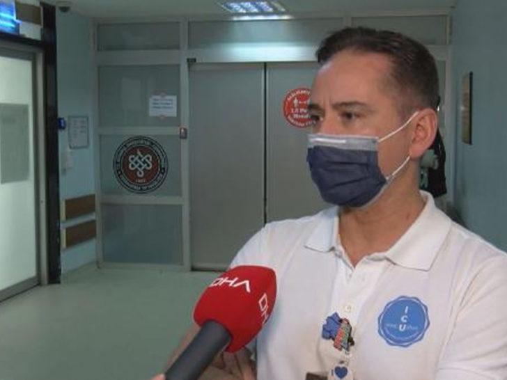 Prof. Dr. Oktay Demirkıran'dan koronavirüs açıklaması: Uçurumun kenarındaydık