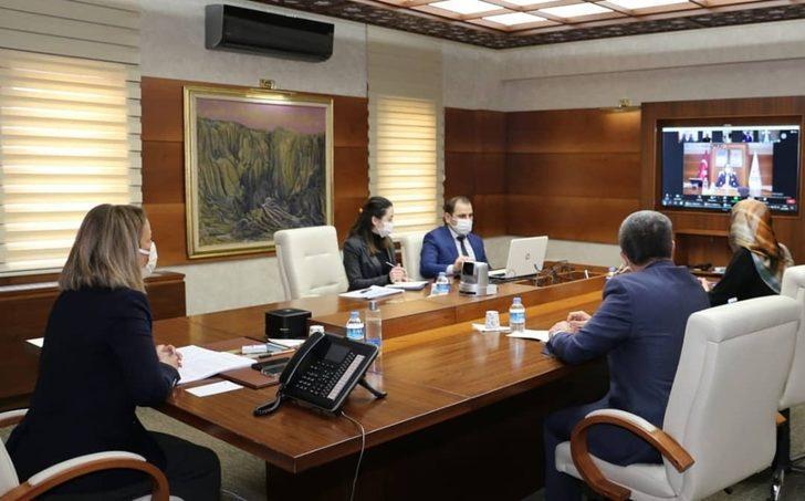 Nevşehir'de İl Koordinasyon Kurul toplantısı yapıldı