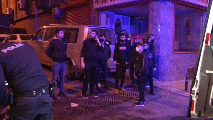 Bayrampaşa'da iki grup arasında bıçaklı kavga: 2'si ağır 7 yaralı