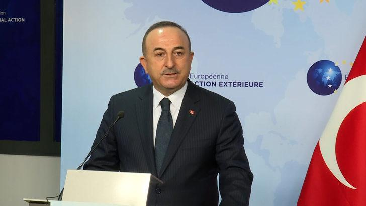Dışişleri Bakanı Çavuşoğlu: AB'ye katılım sürecimiz canlandırılmalı