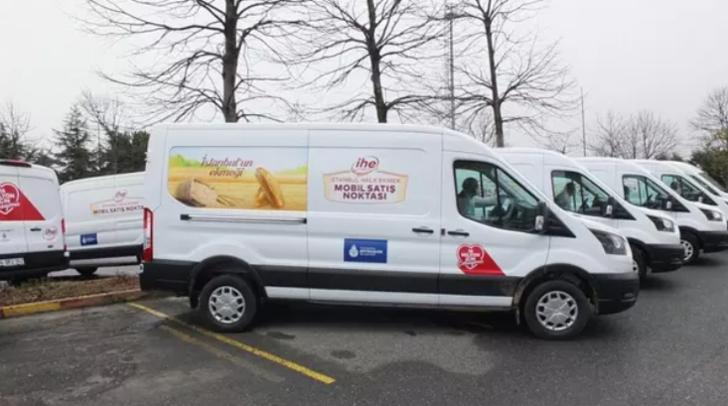 Tarım ve Orman Bakanlığı: Bakanlığın, İBB'nin mobil büfeler ile ekmek satışını yasaklayan talimatı yoktur
