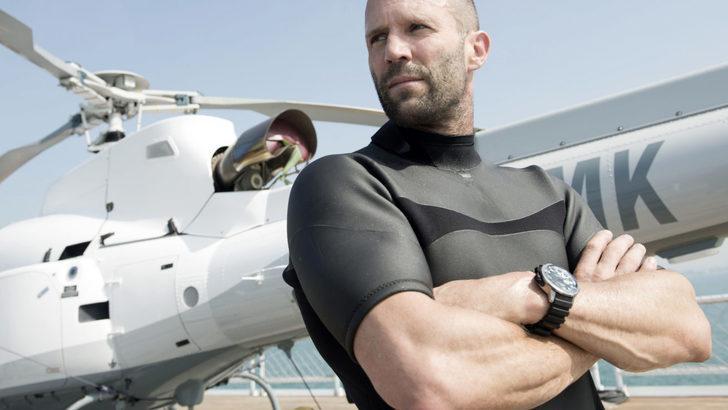Jason Statham gizli gizli Antalya'ya geldi! Five Eyes çekimleri başladı