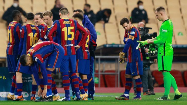 ÖZET | Cornella - Barcelona maç sonucu: 0-2