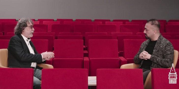 İstanbul Devlet Tiyatroları Müdürü Karslıoğlu 'Beyoğlu Sahne'ye konuk oldu