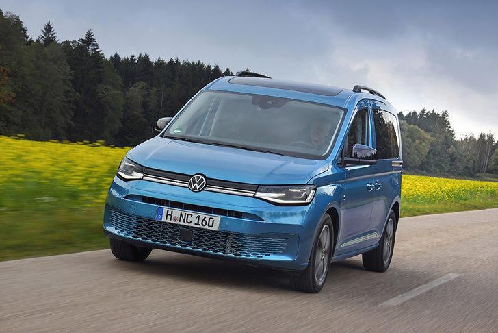 Yeni 2021 Volkswagen Caddy Türkiye'de satışa sunuldu ...
