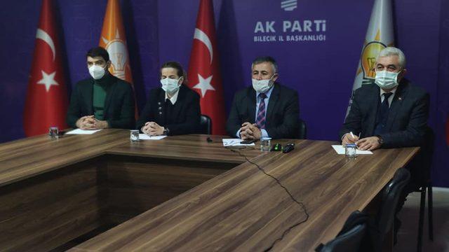 Başkan Yıldırım, Genişletilmiş İl Başkanları toplantısına katıldı