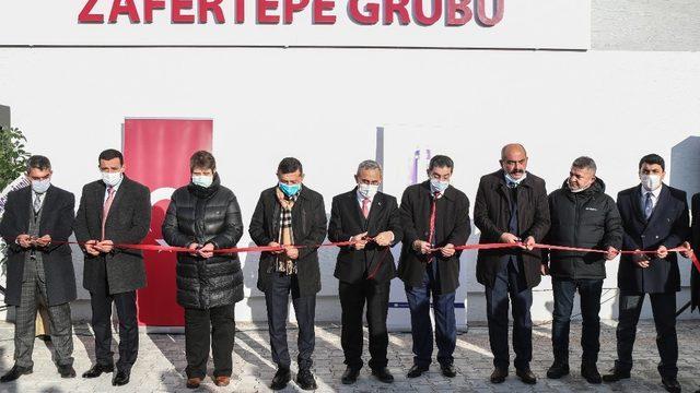 İtfaiye Zafertepe Grubu Ek Binası hizmete sunuldu