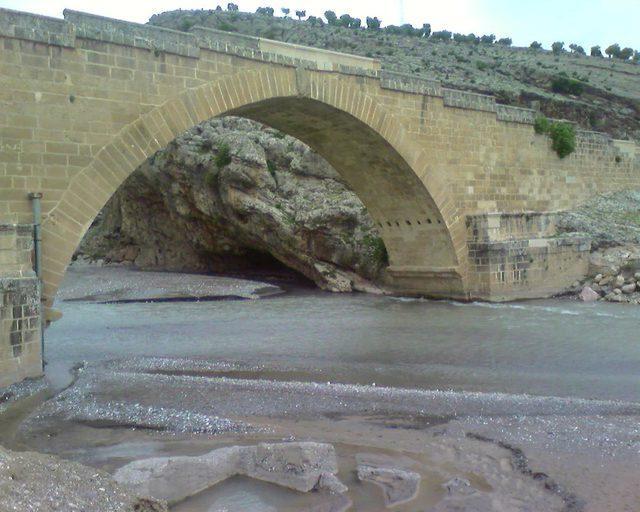 adıyaman cendere köprüsü