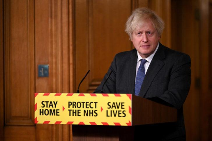 Johnson'dan kritik 'mutasyonlu koronavirüs' açıklaması: Daha ölümcül olabilir