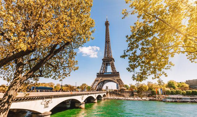 Paris nerededir?