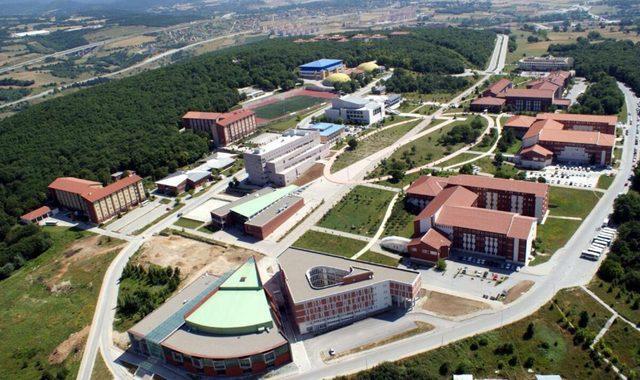 Bolu Abant İzzet Baysal Üniversitesi nerededir?