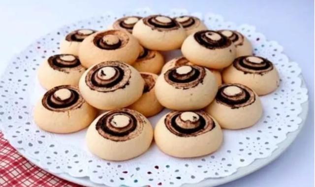 Mantar kurabiye tarifleri