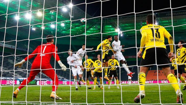 ÖZET | Mönchengladbach - Dortmund maç sonucu: 4-2
