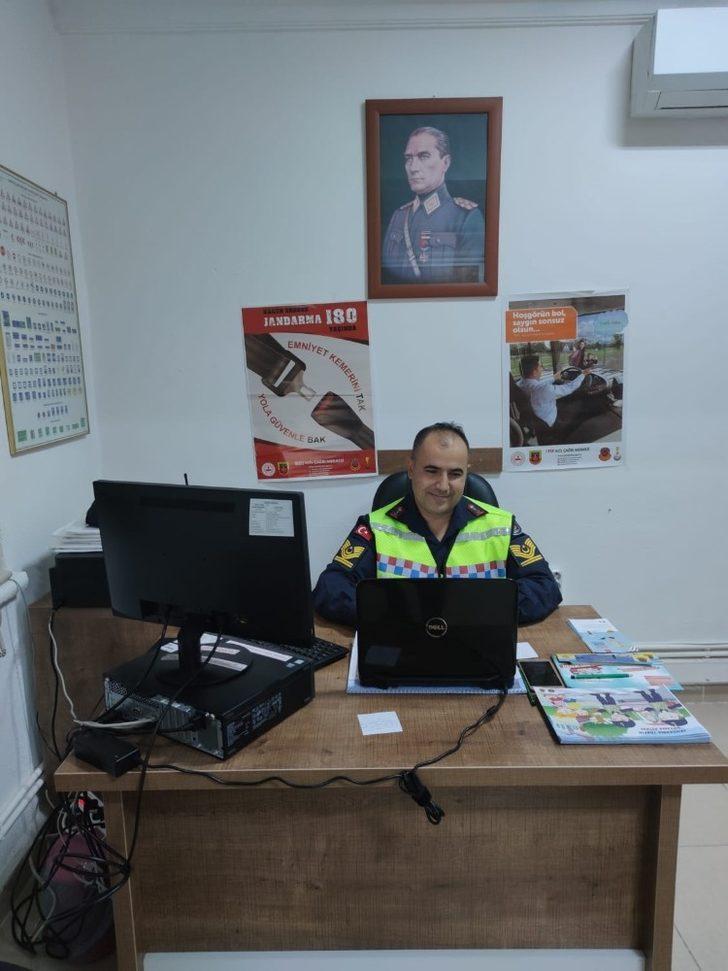 Jandarma'dan eğitim semineri