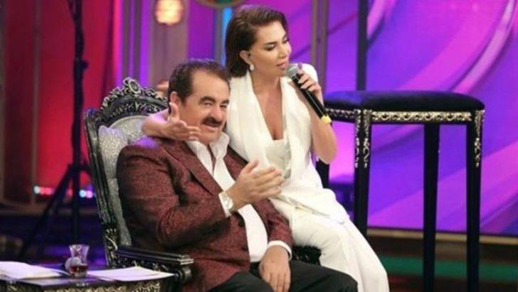 İbo Show'a Ebru Yaşar'ın eski hali damga vurdu! İnanılmaz değişim