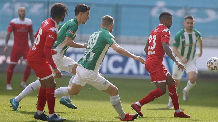 ÖZET   Konyaspor - Antalyaspor maç sonucu: 0-0