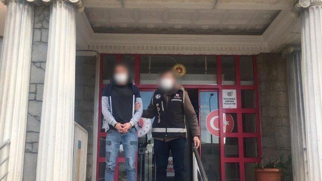 Didim'de uyuşturucu satıcısı tutuklandı