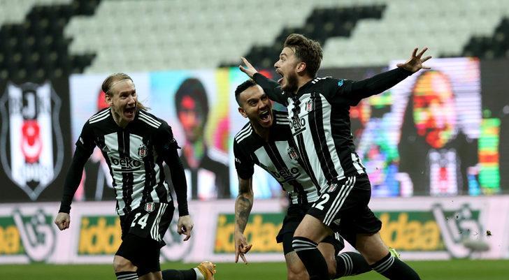 ÖZET | Beşiktaş-Göztepe: 2-1