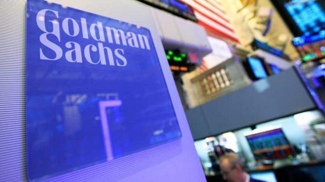 Goldman Sachs'ın net kâr yüzde 60 arttı