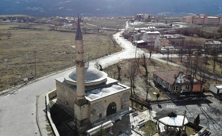 Alaaddin Keykubat Camii bu yıl içerisinde restore ettirilecek