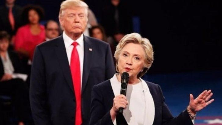 Hillary Clinton'tan Trump'a ağır sözler