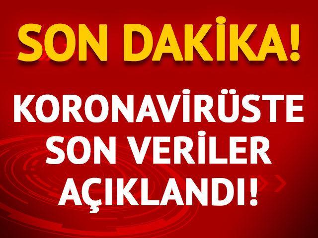 25 Ocak Türkiye koronavirüs tablosu açıklandı