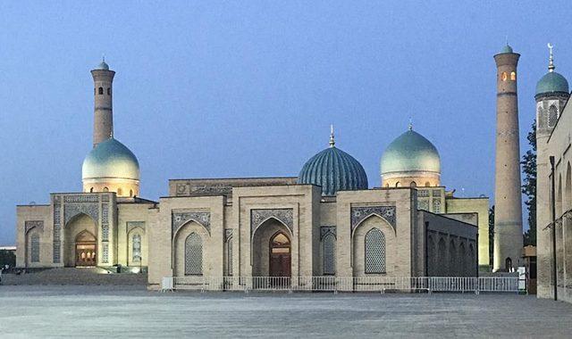 Özbekistan nerededir?