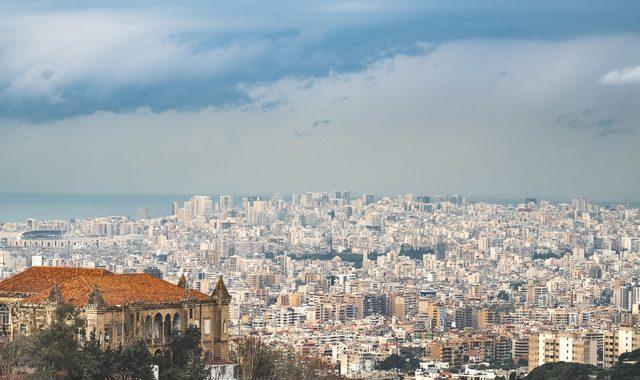 Beyrut nerededir?