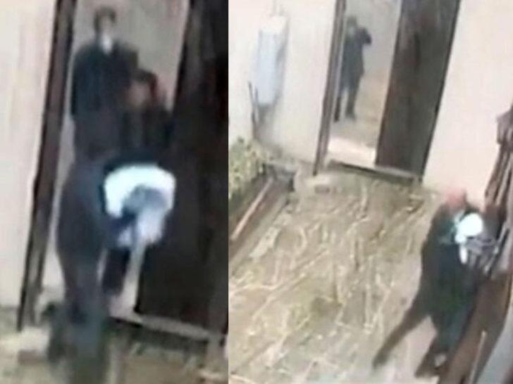 Beşiktaş'taki 3 turisti bıçaklamıştı! Yakalanma anı ortaya çıktı
