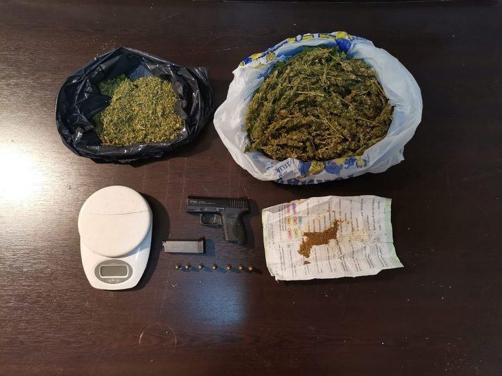 Dörtyol'da uyuşturucu operasyonu: 1 gözaltı