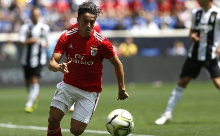 Gaziantep'e Benfica'dan stoper geliyor!