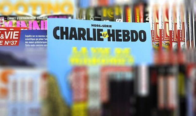 Charlie Hebdo kimdir?