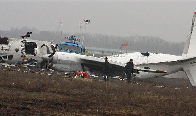 Uçak kazası hakkında genel bilgiler