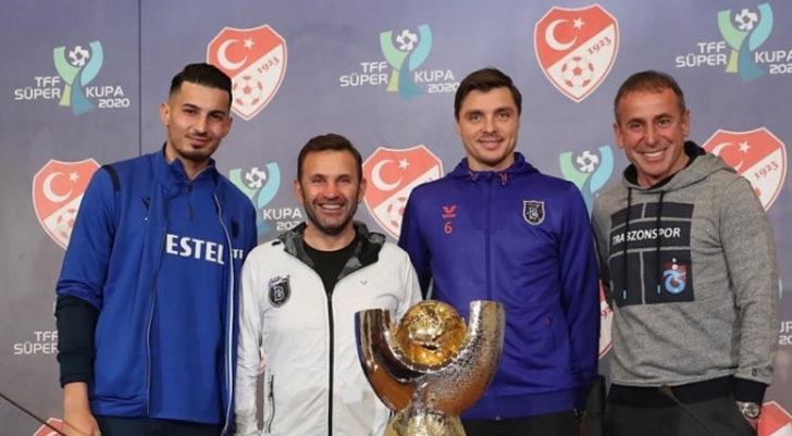 Epureanu ve Uğurcan Çakır'dan Süper Kupa açıklaması