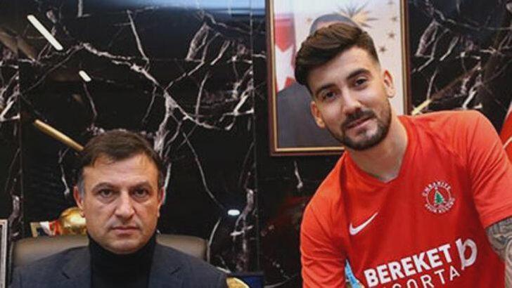 Beşiktaş, Atakan Üner'i Ümraniyespor'a kiraladı