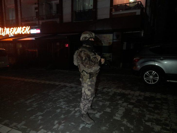 İstanbul'da DEAŞ operasyonu: Çok sayıda şüpheli gözaltında