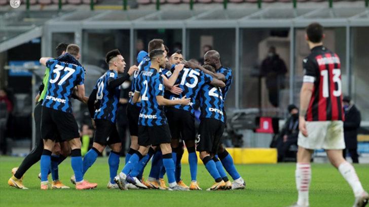 ÖZET | Inter - Milan maç sonucu: 2-1