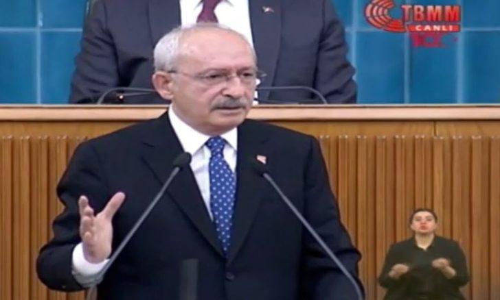 Kılıçdaroğlu'nun kürsüdeki öfkeli hali dikkat çekti! İşte CHP liderinin sert üslubunun nedeni