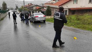 İstanbul'da iş adamına silahlı saldırı