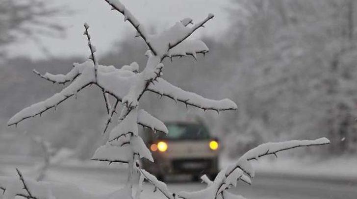 Meteoroloji'den Ankara için kar ve buzlanma uyarısı
