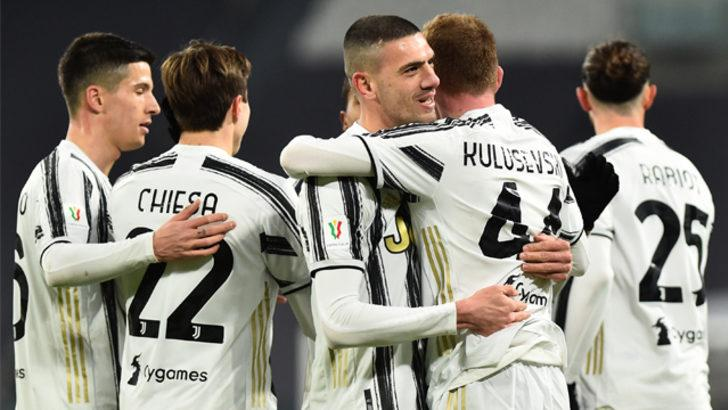 Juventus 3 golle 3 puanı aldı