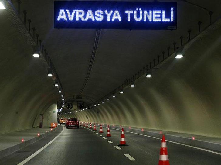 Avrasya Tüneli geçiş ücretleri ne kadar oldu? (1 Şubat 2021 Avrasya Tüneli geçiş ücretleri)