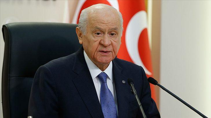 Son Dakika: Devlet Bahçeli'den İstanbul Sözleşmesi açıklaması