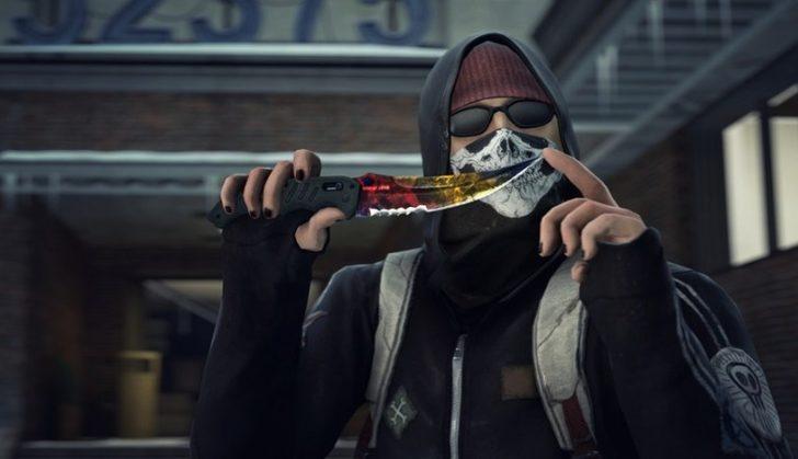 CS:GO bıçağı yüzünden hapis yatacak