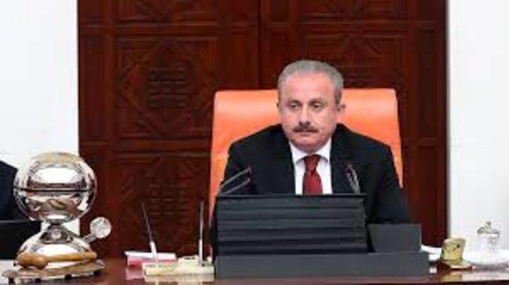 Meclis Başkanı Şentop'tan AİHM'in Demirtaş kararıyla ilgili açıklama