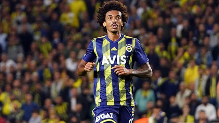 Fenerbahçe'de Luiz Gustavo geri dönüyor