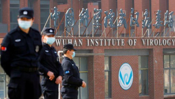 WHO Ekibi Wuhan'daki Laboratuvarı Ziyaret Etti
