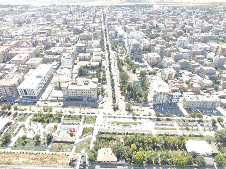 Diyarbakır'ın Bismil ilçesinde vaka sayısı sıfırlandı